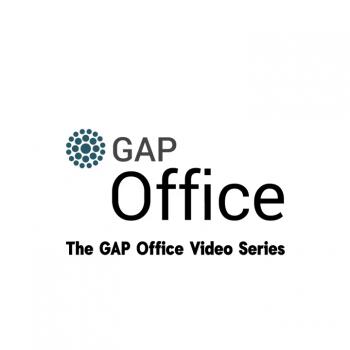 Анимирано обучително видео за GAP Office 5