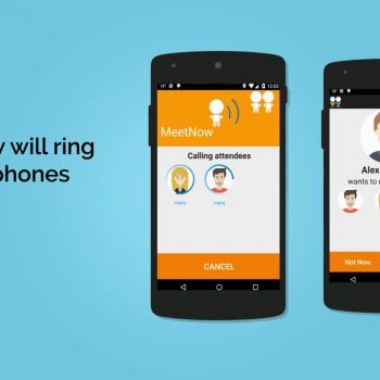 Анимирано рекламно explainer видео за мобилно приложение MeetNow 5