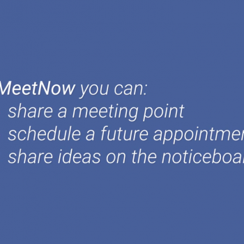 Анимирано рекламно explainer видео за мобилно приложение MeetNow 9