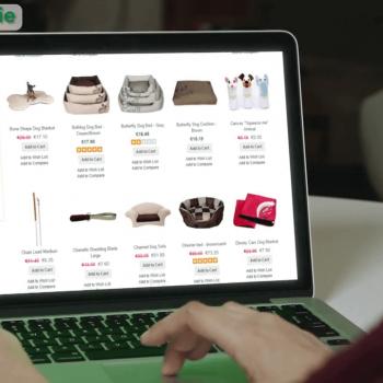Рекламно видео на онлайн магазин за домашни любимци 7
