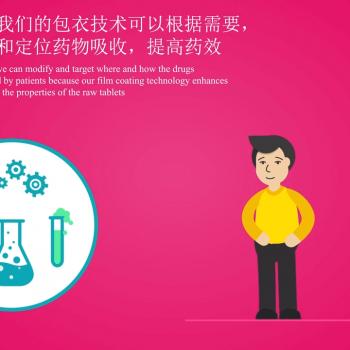 Анимирано explainer видео за китайска фармацевтична компания 20