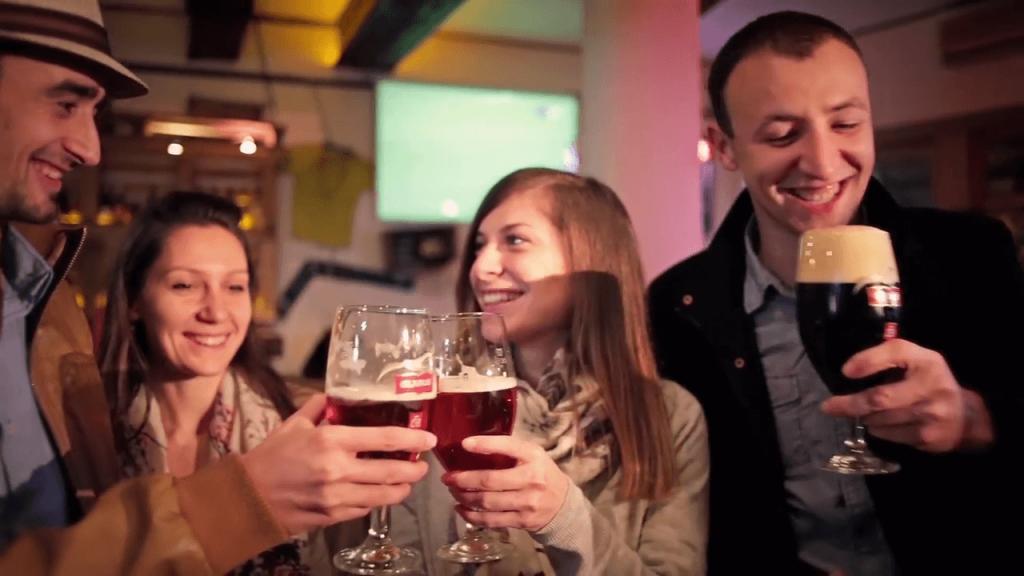 видео продукция заснемане и изработка на реклама за крафт пивоварна гларус