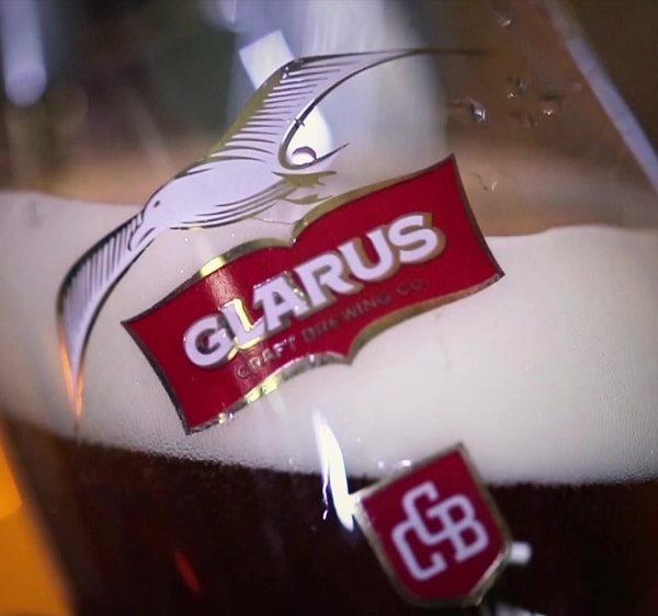 Реклама на българската крафт пивоварна Гларус 10