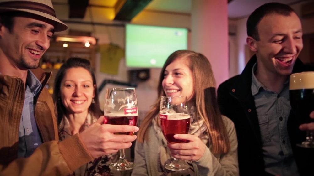 бира гларус изработка видео реклама
