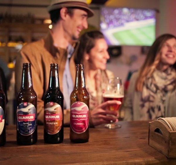 крафт бира гларус видео реклама