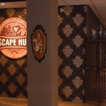 """Видео монтаж и изработка на промо видео реклама за стаи за игра """"Escape Hunt"""" 12"""