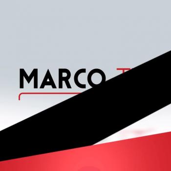 Лого анимация за Marco TV 8