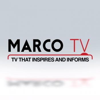 изработка на лого анимация Marco TV