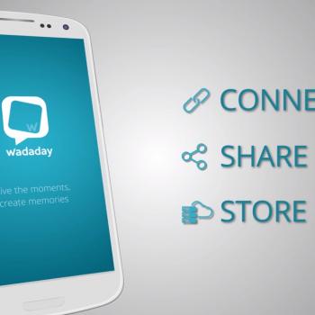Анимирано explainer видео за мобилно приложение Wadaday 9
