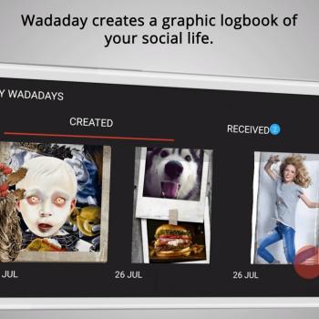 Анимирано explainer видео за мобилно приложение Wadaday 11