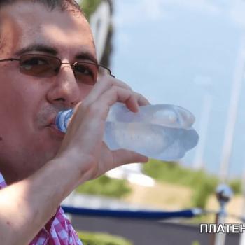 Видеозаснемане и изработка на платен телевизионен репортаж за газирана вода Devin Air 6