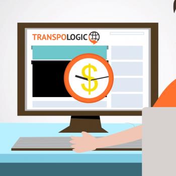 Анимирано рекламно explainer видео за Transpologic 1 10