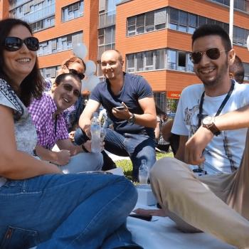 Видеозаснемане на промо събитие на газирана вода Devin Air 23