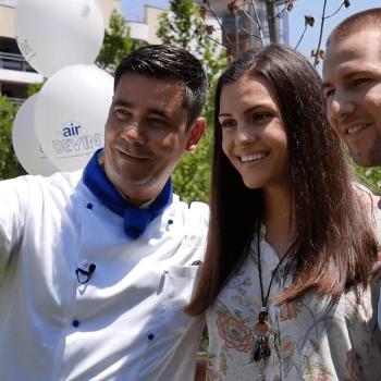 Видеозаснемане на промо събитие на газирана вода Devin Air 24
