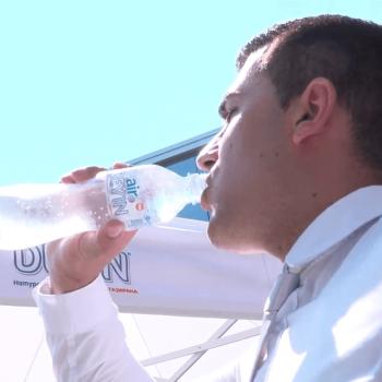 Видеозаснемане на промо събитие на газирана вода Devin Air 11