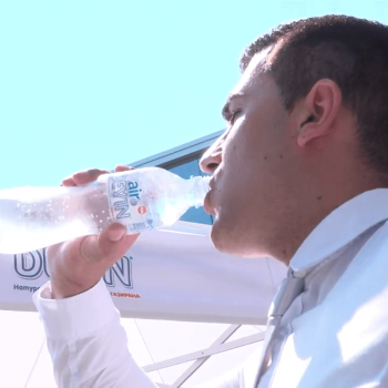 Видеозаснемане и изработка на промо видеоклип за газирана вода Devin Air 6