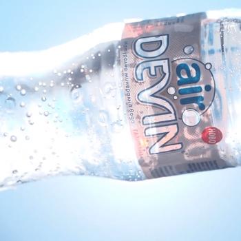 девин еър газирана вода изработка на видеоклип заснемане