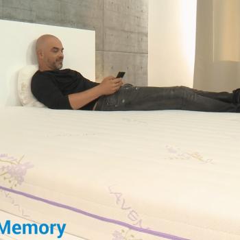 Рекламно видео за Матраци.бг - Lavender Memory 13