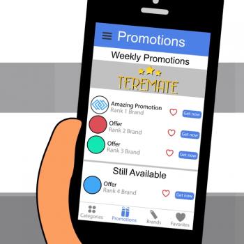 Анимирано explainer промо видео на онлайн рекламна платформа Teremate 13