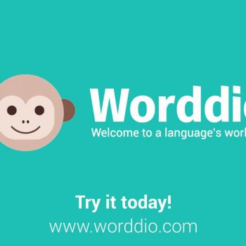 Анимирана видео реклама за уебсайта Worddio 10