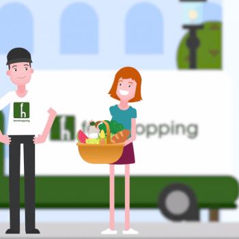 Анимирано рекламно explainer видео за Farmhopping | Клиенти 9