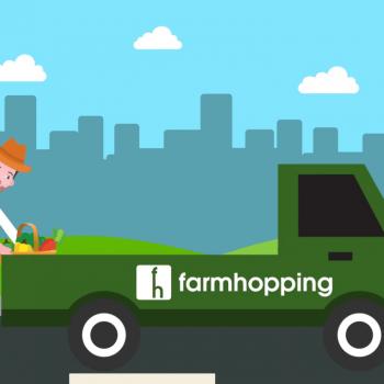 Анимирано рекламно explainer видео за Farmhopping | Ферми 9