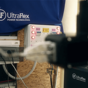 Рекламно видео за Ultraflex Power Technologies 6