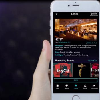 Рекламно промо видео за мобилно приложение Blackbook 9