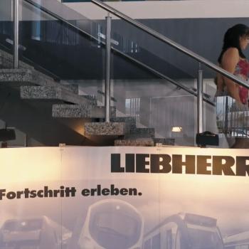 Продукция на корпоративно видео за Liebherr България 17