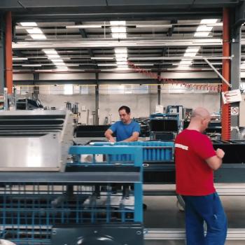 Продукция на корпоративно видео за Liebherr България 21