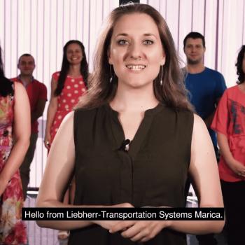 Продукция на корпоративно видео за Liebherr България 25