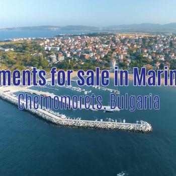 Изработка на рекламен видеоклип за комплекс Marina Hill 4