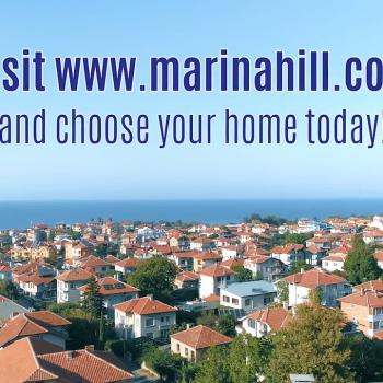 Изработка на рекламен видеоклип за комплекс Marina Hill 21