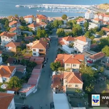 Изработка на рекламен видеоклип за комплекс Marina Hill 8