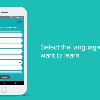 Изработка на анимирано обучително туториал видео за мобилна апликация Worddio 4