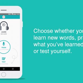 Изработка на анимирано обучително туториал видео за мобилна апликация Worddio 5