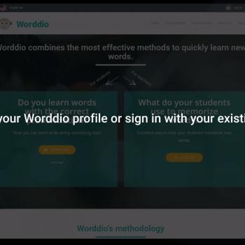 Изработка на анимирано обучително туториал видео за уебсайт на Worddio 8