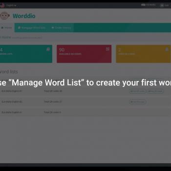 Изработка на анимирано обучително туториал видео за уебсайт на Worddio 10
