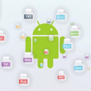 Анимирано рекламно видео за File Commander [приложение за Android] 5