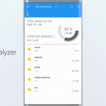 Анимирано рекламно видео за File Commander [приложение за Android] 16