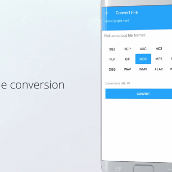 Анимирано рекламно видео за File Commander [приложение за Android] 9