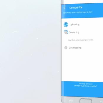 Анимирано рекламно видео за File Commander [приложение за Android] 10