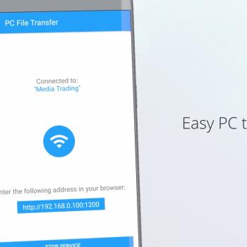Анимирано рекламно видео за File Commander [приложение за Android] 13