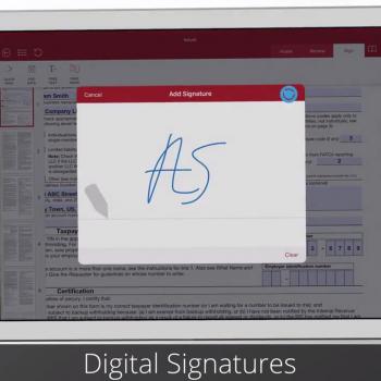 Анимирано видео за мобилното приложение за iOS OfficeSuite 11