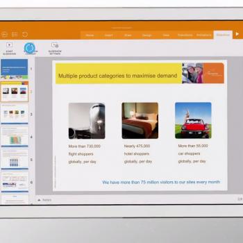 Анимирано видео за мобилното приложение за iOS OfficeSuite 14
