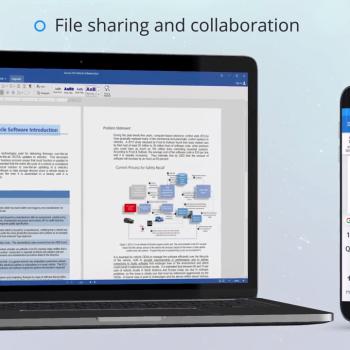Анимирано видео за мобилното приложение за Android - OfficeSuite 17