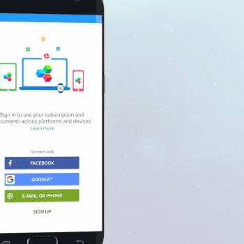 Анимирано видео за мобилното приложение за Android - OfficeSuite 9