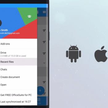 Анимирано видео за мобилното приложение за Android - OfficeSuite 10