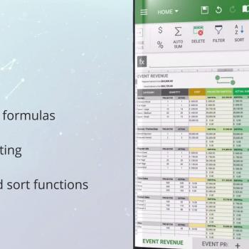 Анимирано видео за мобилното приложение за Android - OfficeSuite 12