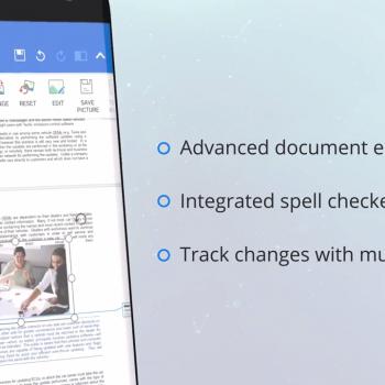 Анимирано видео за мобилното приложение за Android - OfficeSuite 13